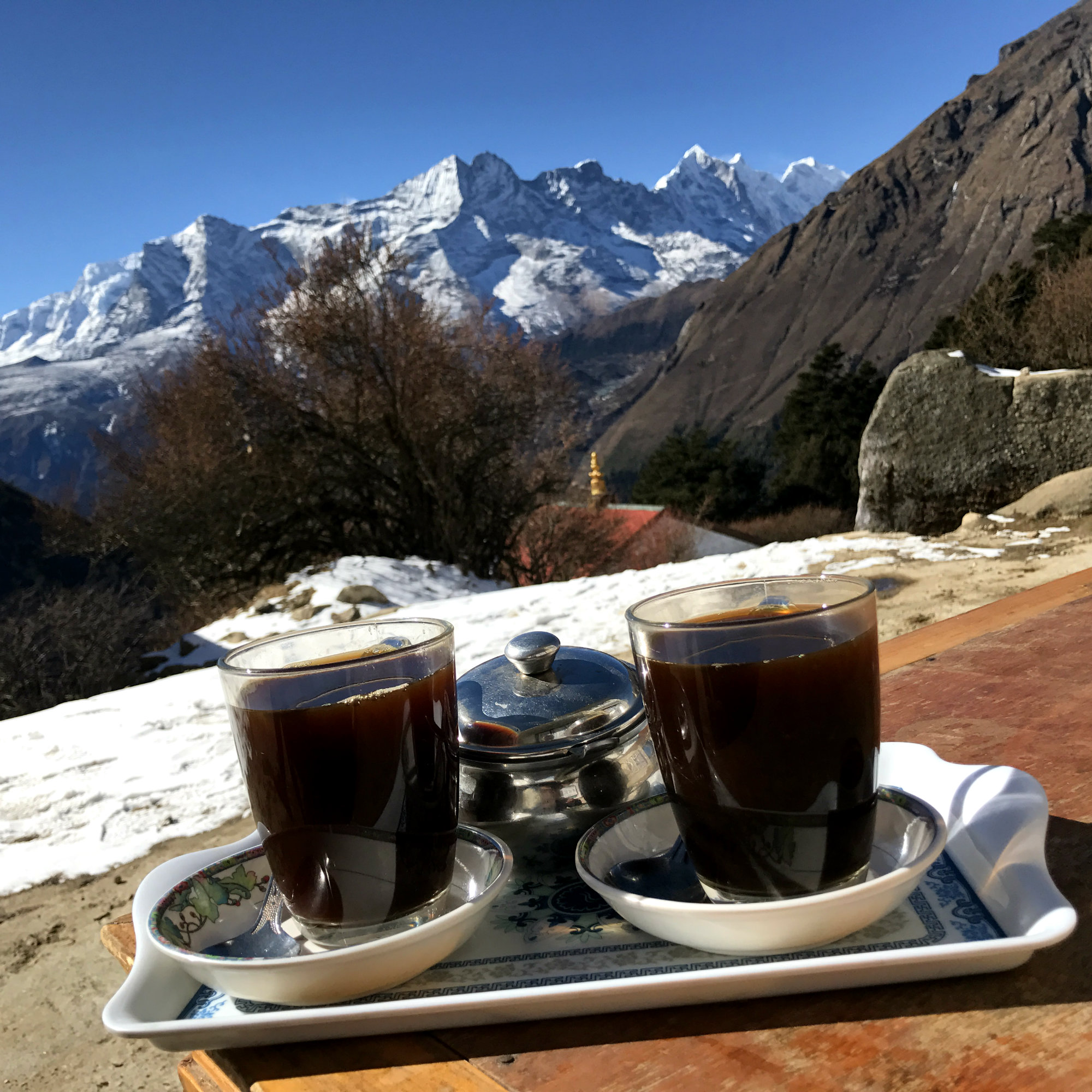 Coffee Tengboche