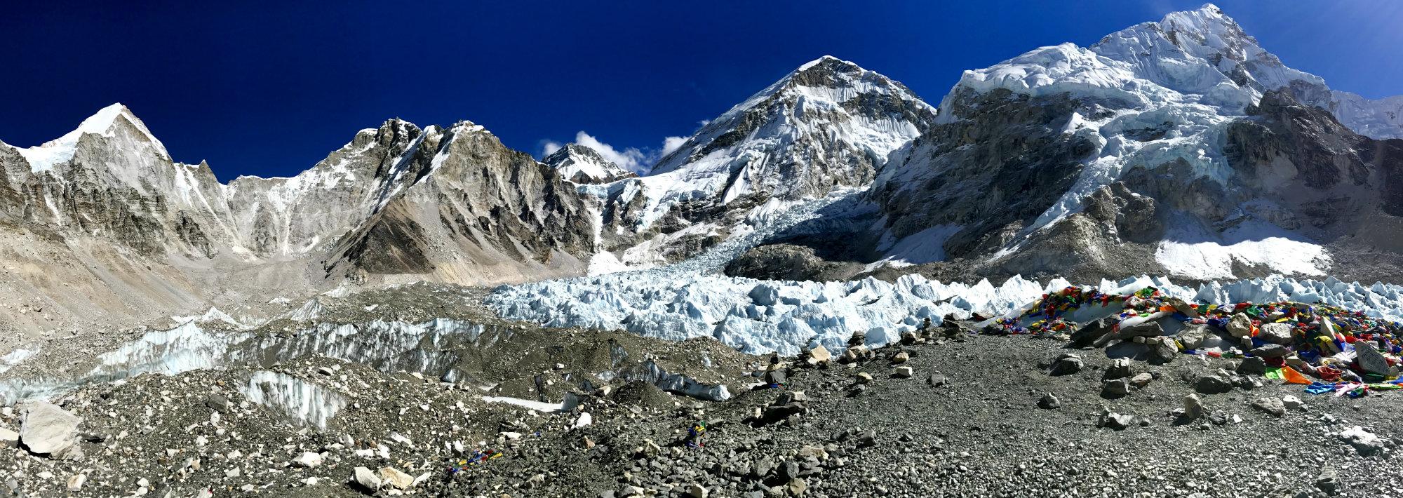 Everest BC Panorama