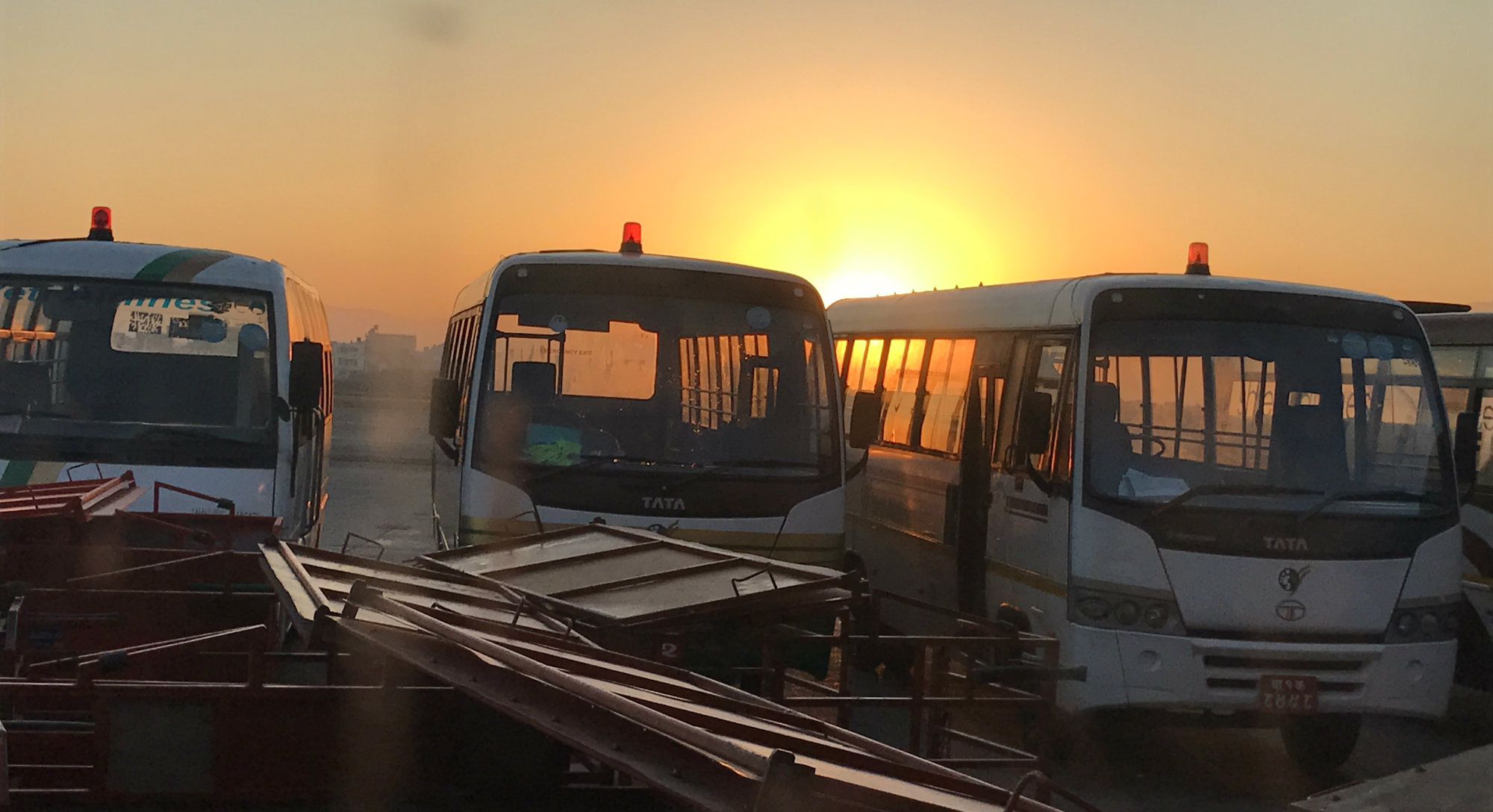 Sunrise Kathmandu Airport